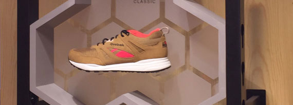 Reebok Ventilator 24k display
